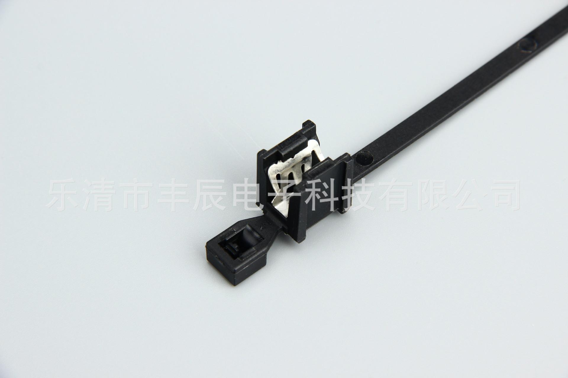 厂家直销 汽车连接器 扎带PP9110201 接插件